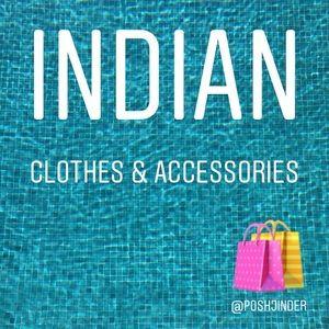 ⬇️ Indian/Pakistani/Desi Clothes & More